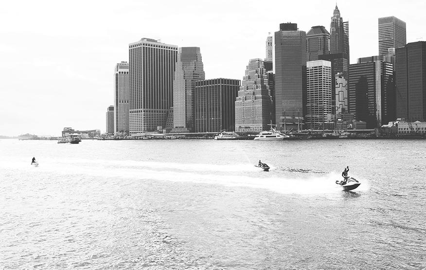 NEW YORK CITY RIDING