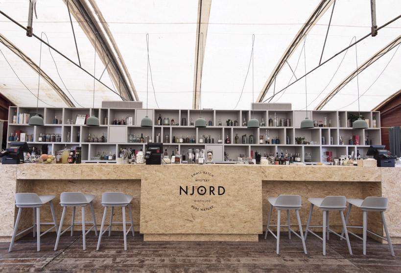NJORD GIN CLUB @ Northside
