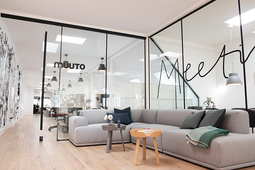 Muuto HQ - Showroom